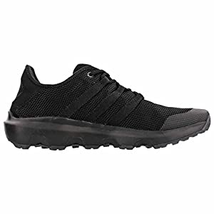 adidas Men's ClimaCool Voyager Hiking Shoe,Black/Black/Black,US 10 M
