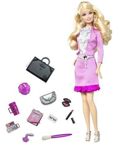 Barbie Fab Girl Doll