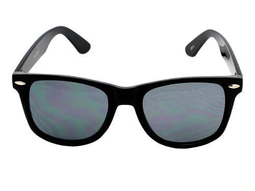 Retro Risky Business Blues Brothers Wayfarers Sunglasses with Black - Risky Business Glasses