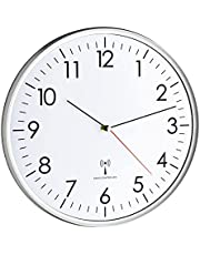 TFA Dostmann väggklocka, vit / 9.9 x 33.5 x 5.5 cm, 1st