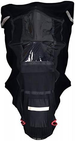 BMW K1600GT Oxford Protex Stretch Waterproof Motorbike Bike Cover Black
