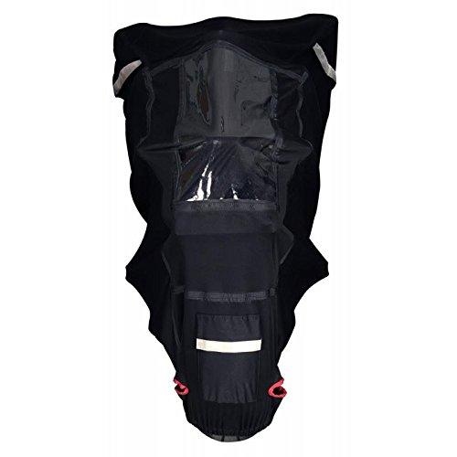 Triumph Bonneville America Oxford Protex Stretch Waterproof Bike Cover Black