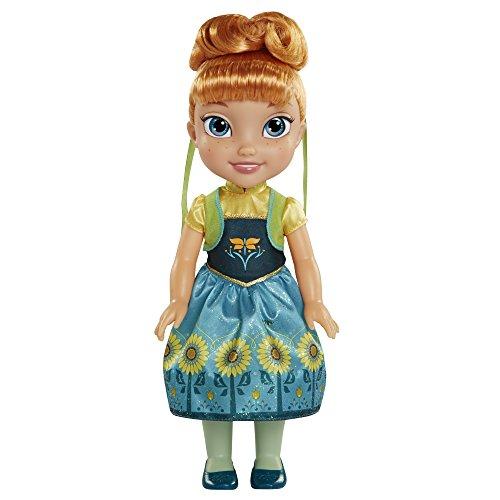 Frozen Fever Toddler Anna Doll
