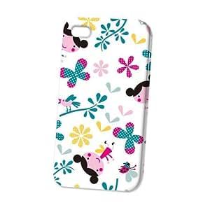 THYde Case Fun Apple ipod Touch4 Case - Vogue Version - D Full Wrap - Flowers & Fairies ending