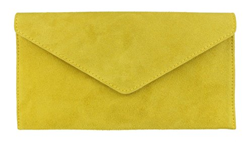 Craze pour London S Pochette jaune femme aFrSZaTq
