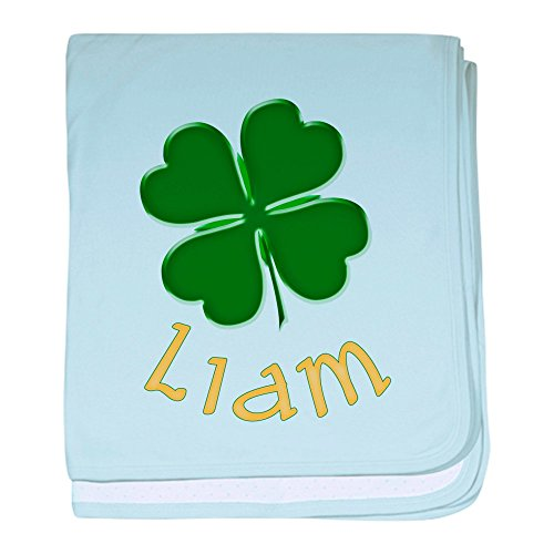 CafePress Liam Irish baby blanket