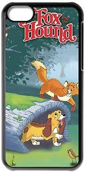 Rox et Rouky 007 Coque iPhone 5C Coque étui de téléphone portable ...