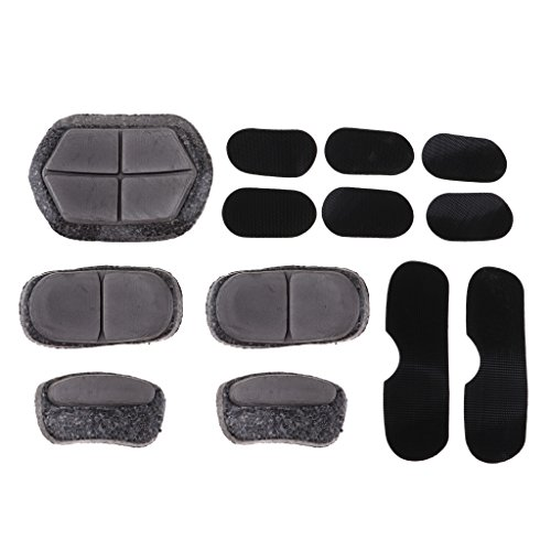MagiDeal Replacement EPP Foam Pads Cushions for Outdoor Safety Protective Helmet Repair & Maintenance by Unknown