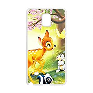 SANYISAN Bambi Case Cover For samsung galaxy Note4 Case