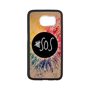 OS, Custom Iphone4/4S PC For Case HTC One M7 Cover (Laser Technology)
