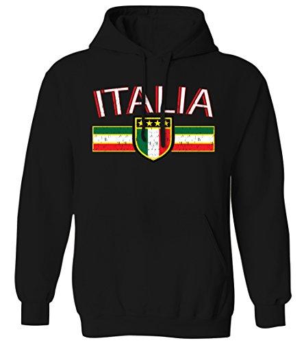 Italian Flag Sweatshirt - 1