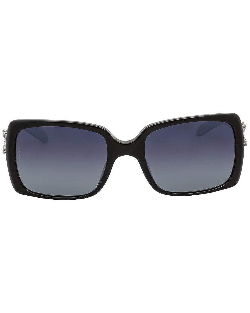 8b2aa484bff Tiffany   Co. Womens Tiffany Women s Tf4047b 55Mm Polarized Sunglasses at  Amazon Women s Clothing store