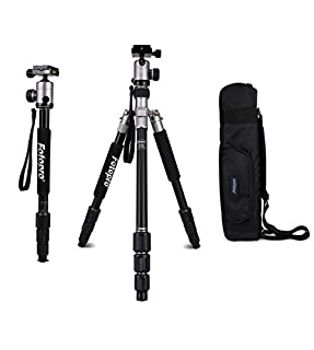 Fotopro C5i Camera Tripod/Monopod-Titanium (B007QSAQ8U) | Amazon price tracker / tracking, Amazon price history charts, Amazon price watches, Amazon price drop alerts