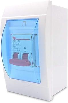 GFF Interruptor de Circuito Caja de interruptores de plástico Caja ...