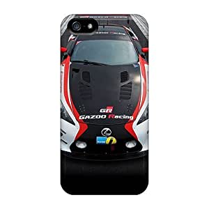 Anti-scratch And Shatterproof Lexus Gr Phone Case For Iphone 5/5s/ High Quality Tpu Case