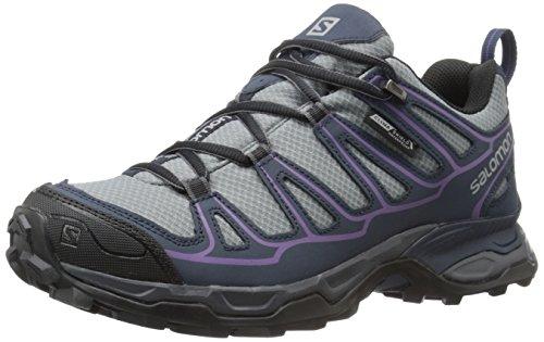 Femme L38158500 Grey Purple Gris Chaussures Rain de Pearl randonnée Pearl Blue Salomon Rain Deep Grey Blue Deep Purple 0IwdqCq
