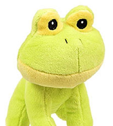 - Fuzzy Friends Plush Baby Animals, 6 in. (Frog)
