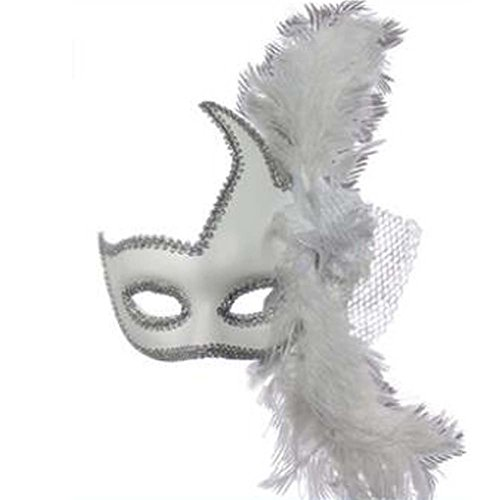 PANDA SUPERSTORE Venice Palace Mask Halloween Costume Mask Halloween Mask Masquerade Props