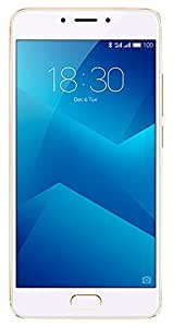 "Meizu M5 Note 3GB 32GB Global ROM OTA Mobile Phone Android Helio P10 Octa Core 5.5"" 13MP 4000mAh Cellular (Gold)"