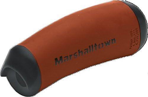 39 mm rojo Marshalltown 19117 Mango curvo Durasoft para alisar paletas