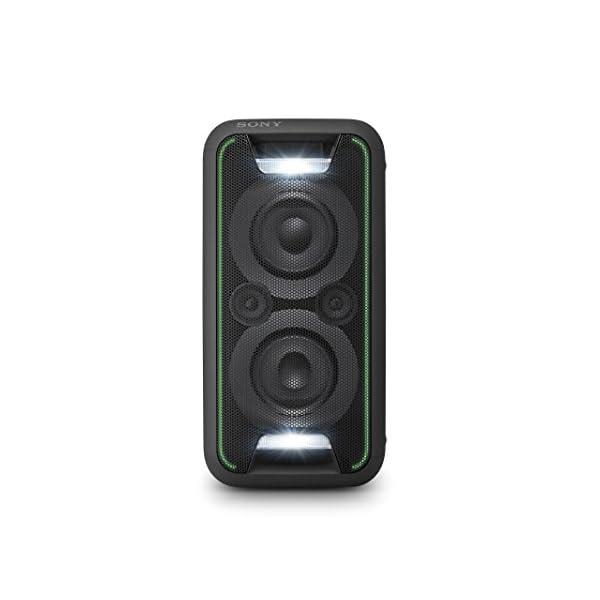 Sony GTK-XB5 Enceinte Bluetooth/NFC Extra Bass Noir 1