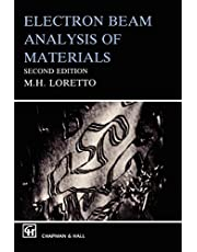 Electron Beam Analysis of Materials