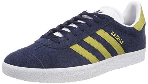 adidas Men Gazelle Trainers Blue (Maruni / Dormet / Ftwbla)