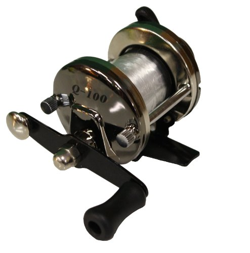 Oceaner products usa inc king hawk crappie bulk cast reel for Crappie fishing reels