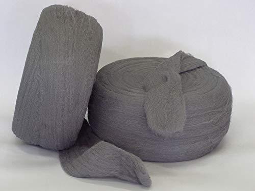 BARLESA, Stahlwollenrolle N.0000 Barlesa 2,5 kg Número 0000