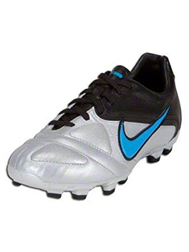 Nike Jr Ctr360 Libretto Ii Fg (metallizzato Platino / Nero / Blu Bagliore) (6y)