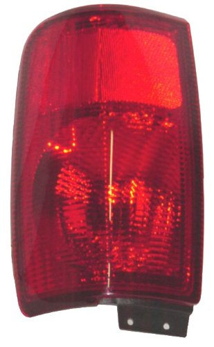 OE Replacement Lincoln Navigator Passenger Side Taillight Assembly Partslink Number FO2801169