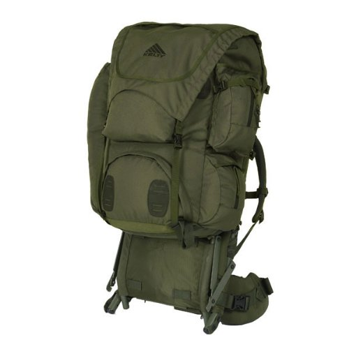 Kelty Cache Hauler Pack – One Size (Olive, 16 – 22-Inch Torso), Outdoor Stuffs