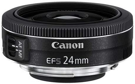 Canon Pancake EF-S 24 mm f/2.8 STM: Canon: Amazon.es: Electrónica