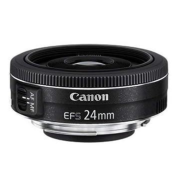 Canon Pancake EF-S 24 mm f/2.8 STM: Canon: Amazon.es: Electrónica