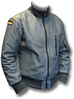 GTH Leather German Luftwaffe Flight Jacket