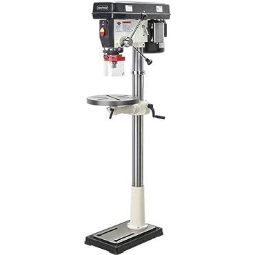 SHOP FOX W1680 1-Horsepower 17 Floor Model Drill Press