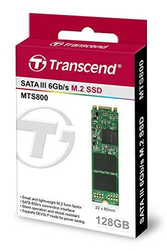 Transcend 128GB SATA III 6Gb/s MTS800 80 mm M.2 Solid State Drive (TS128GMTS800) by Transcend (Image #4)