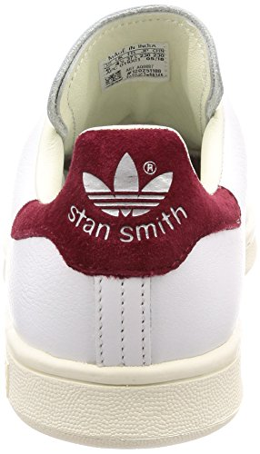 W Stan Femme adidas Blanc Fitness 000 de Blanco Smith Chaussures TWAgqg7wFH
