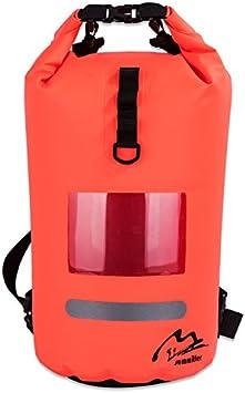 Stuff Sack Dry Bag Waterproof Rucksack Roll Top Backpack Watertight Storage as