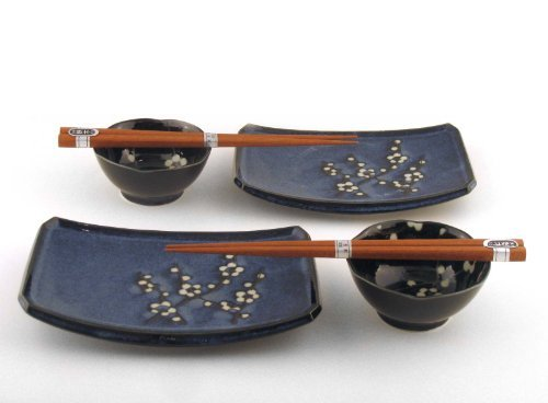- Sushi for Two Set_Namako Blossom G280B