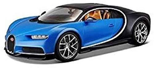 Maisto 1:24 W/B Special Edition Bugatti Chiron Die Cast Vehicle (Diecast Maisto 1 24)