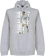Ronaldo Gallery Hoodie - Grey