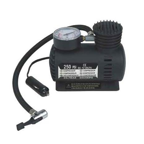 Blackspur BB-AC101 - Compresor de aire (80 vatios, 12 voltios)