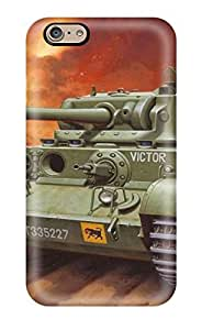 New Style Tpu 6 Protective Case Cover/ Iphone Case - Tank Military Man Made Military