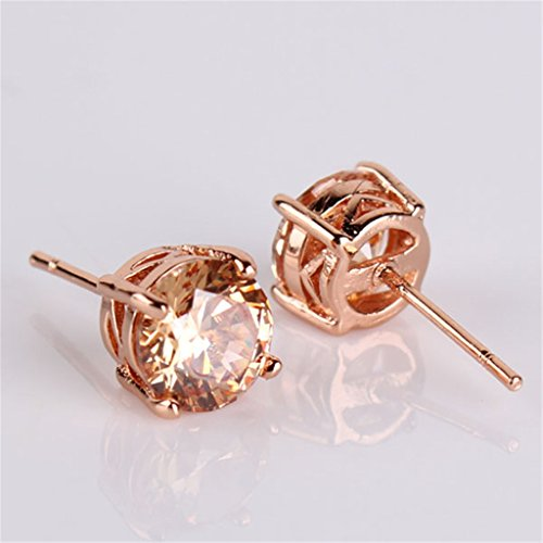 The 8 best rose gold earrings