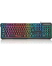 موتوسبيد لوحة مفاتيح متوافقة مع بي سي و لابتوب - K70L