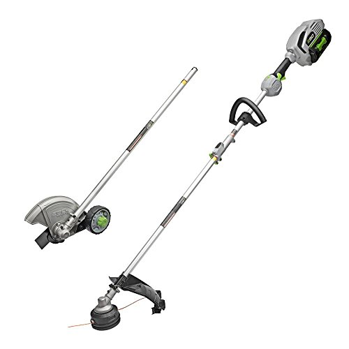 Ego 15 in. String Trimmer and Edger Combo Kit with 5.0Ah Battery and Charger for EGO Power Head System by EGO Power+