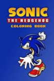 Sonic the Hedgehog Coloring Book: With over 20 Sonic the Hedgehog characters for you to color in! Authored by 8mm Notch Publishing