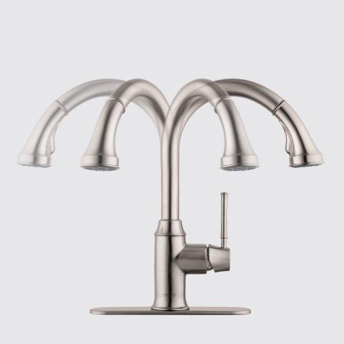Hansgrohe 04215830 Talis C Higharc Single Hole Kitchen
