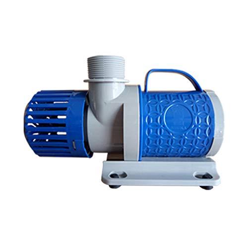 GUO XINFEN Aquarium 24v DC Frequency Conversion Submersible Pump Aquarium Bottom Filter Pump Ultra Quiet Multi-Function Pump (Size : DC-3500)
